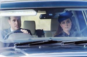 Kate Middleton et William : Messe à Balmoral, où George a rencontré Philip