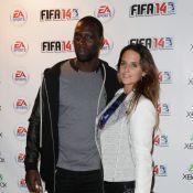 FIFA 14 : Omar Sy et Hélène, que du bonheur avec Pierre Sarkozy et les people