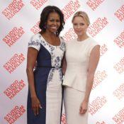Charlene de Monaco et Michelle Obama : Rencontre glamour en marge de l'ONU
