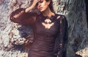 Eva Mendes : Sexy et envoûtante lorsqu'elle joue les tops...
