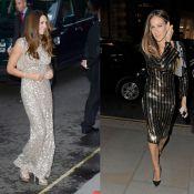 Kate Middleton vs Sarah Jessica Parker : Qui porte le mieux la robe à paillettes