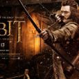 Bard dans une bannière du film Le Hobbit : La Désolation de Smaug.