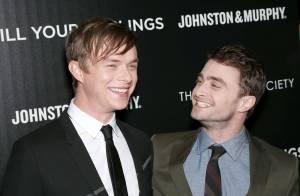 Daniel Radcliffe : Solitaire et gay devant son ami poète amoureux, Dane DeHaan