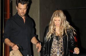 Fergie et Josh Duhamel : Jeunes parents rock, ils bichonnent leur nid douillet