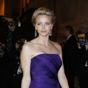 Charlene de Monaco : Princesse divine pour Ralph Lauren avec Laurence Ferrari