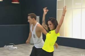 Danse avec les stars 4 - Alizée : Danseuse bollywoodienne sexy et morte de rire