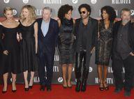 Luc Besson et Robert De Niro avec leurs amoureuses : Fiers de présenter Malavita