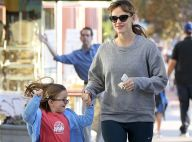 Jennifer Garner : Maman tendre et attentive avec son adorable Seraphina
