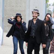 Leïla Bekhti et Tahar Rahim amoureux cinéphiles : La course folle avec Tarantino