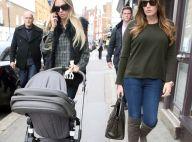Tamara Ecclestone : Future maman enthousiaste avec Petra et la petite Lavinia