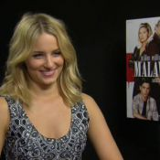 Dianna Agron, interview : Elle ouvre son coeur sur Malavita, la France, Glee...