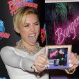 Miley Cyrus à New York, le 8 octobre 2013.