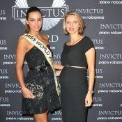 Sylvie Tellier, future maman : Rondeurs radieuses avec la belle Marine Lorphelin