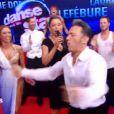 """Septième prime time de """"Danse avec les stars 3"""", sur TF1, le 17 novembre 2012."""