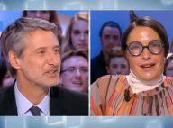 Alessandra Sublet : Méconnaissable et odieuse en Miss Météo du Grand Journal