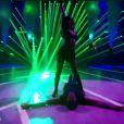Laetitia Milot dans Danse avec les stars 4 sur TF1.