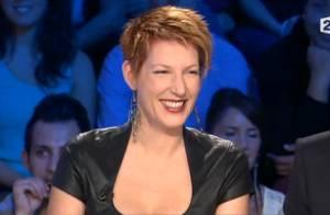 Natacha Polony : Sexy dominatrice avec sa robe en cuir, elle met Shy'm K.O !