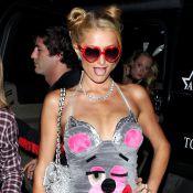Paris Hilton : Pour Halloween, elle ose tout et se déguise en... Miley Cyrus !