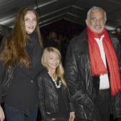 Jean-Paul Belmondo : Fier et émerveillé aux côtés d'Annabelle et Stella Belmondo