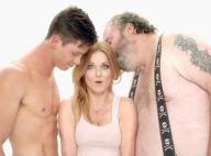 Geri Halliwell de retour : Pétillante et amoureuse dans son clip ''Half of Me''