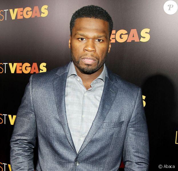 50 Cent à New York, le 29 octobre 2013.