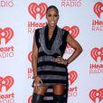 Kelly Rowland lors du festival iHeartRadio Music Festival à Las Vegas. Le 20 septembre 2013.