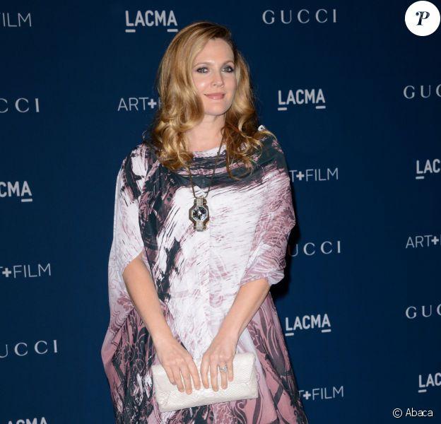 Drew Barrymore lors de la soirée LACMA 2013 Art à Los Angeles le 2 novembre 2013