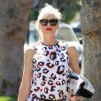 Le même maquillage que Gwen Stefani : on copie son rouge à lèvres incendiaire