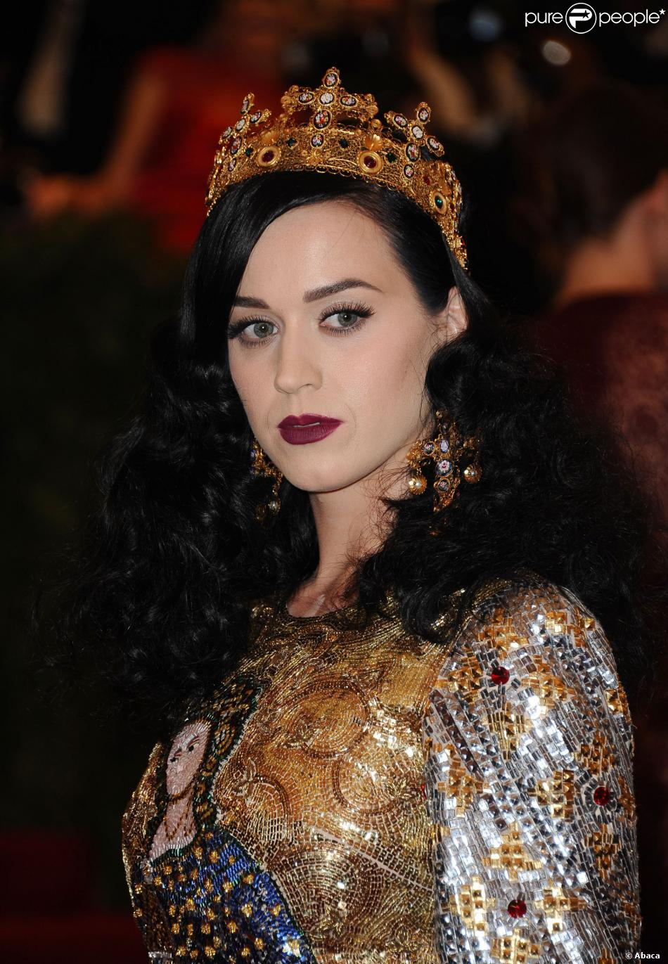 Les beauty looks de star à piquer pour le réveillon : Katy Perry