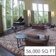 Photo de la sublime propriété de Michael Jordan à Chicago mise aux enchères pour 180 000 dollars seulement le 22 novembre 2013.