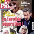Magazine Ici Paris du 6 novembre 2013.
