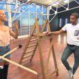 """Brahim Zaibat se transforme en marionnette pour """"Danse avec les stars 4""""."""
