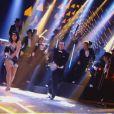 """Alizée et Grégoire Lyonnet - Septième prime de """"Danse avec les stars 4"""" sur TF1. Le 9 novembre 2013."""