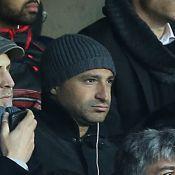 PSG-Nice : Thomas Fabius concentré non loin de Roselyne Bachelot, hilare