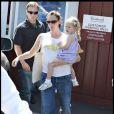 Jennifer Garner et son adorable Violet