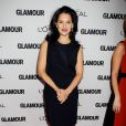 Hilaria Baldwin à la 23 soirée Glamour Women of the Year, à New York, le 11 novembre 2013
