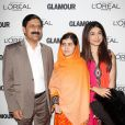 Malala Yousafzai à la 23 soirée Glamour Women of the Year, à New York, le 11 novembre 2013