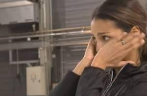 Ice Show - Chloé Mortaud en larmes : ''Je ne veux pas te faire mal''