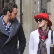Jessica Chastain : Sublime amoureuse dans les rues de Milan