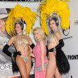 Holly Madison à la première du film Homefront à Las Vegas, le 20 novembre 2013.
