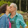 """Anny Duperey et Bernard Le Coq dans """"Une famille formidable"""" sur TF1"""