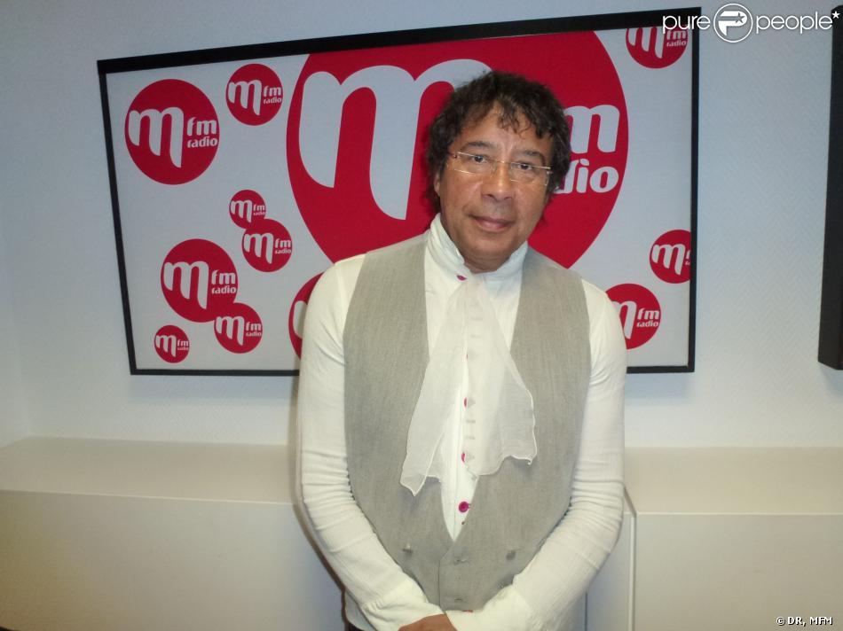 Laurent Voulzy, invité de Bernard Montiel dans M comme Montiel sur MFM Radio le samedi 23 novembre 2013.