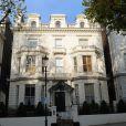 Victoria et son mari David Beckham seraient les nouveaux propriétaires de cette maison à Londres pour 48 millions d'euros. Photo du 26 novembre 2013.