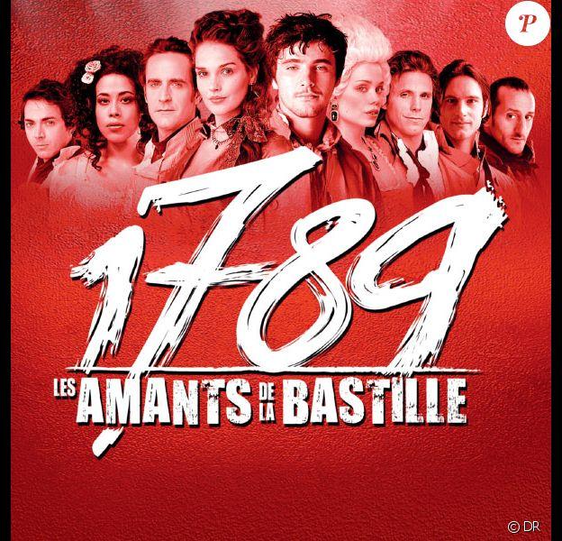1789, Les Amants de la Bastille, de retour au Palais des Sports de Paris, dès le 29 novembre 2013.