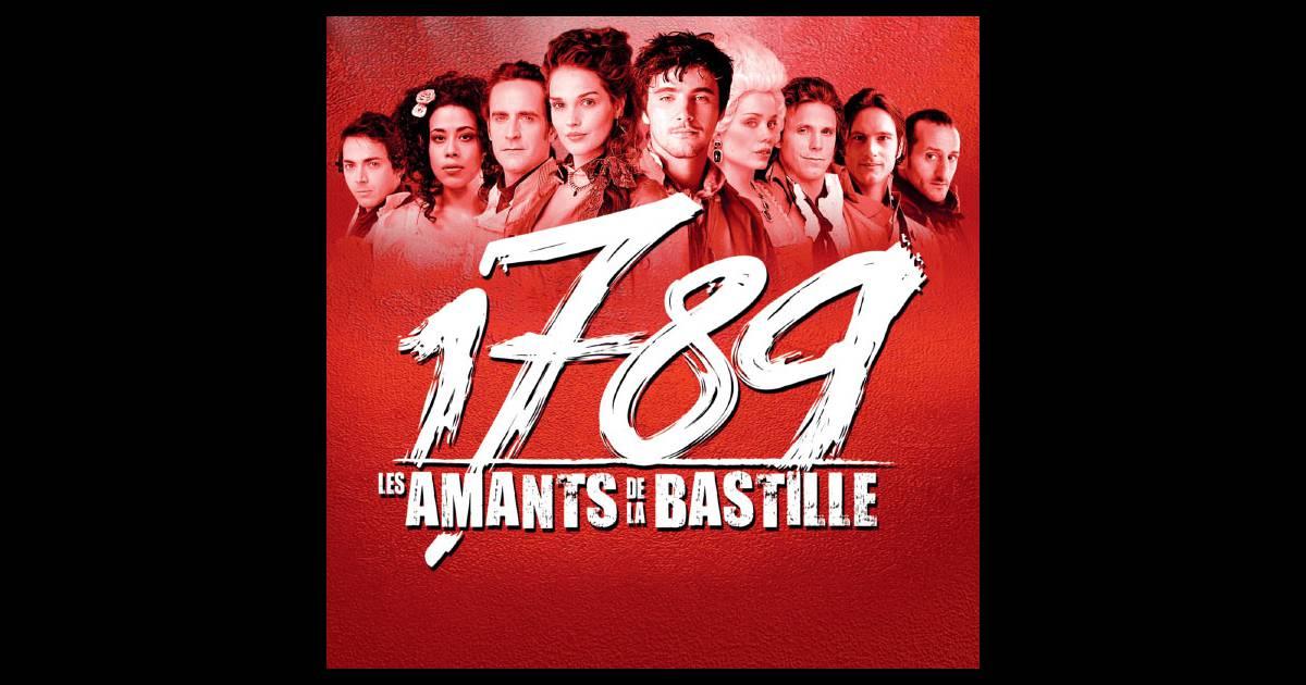 album 1789 les amants de la bastille