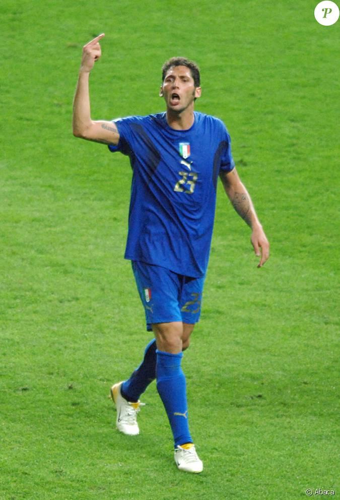 Marco materazzi le 9 juillet 2006 lors de la finale de la coupe du monde 2006 berlin - Musique coupe du monde 2006 ...