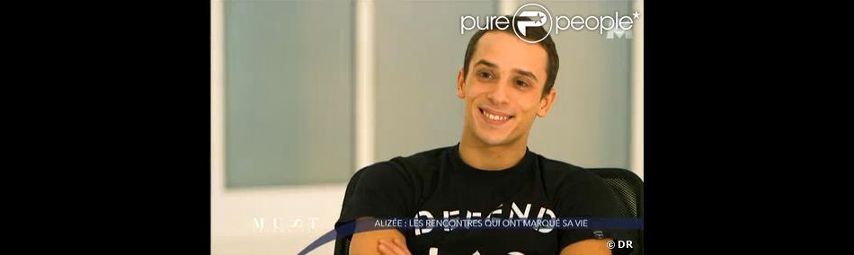 Grégoire se confie à Must Célébrités sur M6, le samedi 30 novembre 2013.