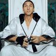 Zlatan Ibrahimovic (PSG) dans une pub pour la Xbox One - décembre 2013