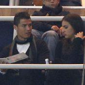 Cristiano Ronaldo blessé : La star du Real se console avec sa belle Irina Shayk