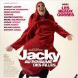 Affiche du film Jacky au Royaume des filles.